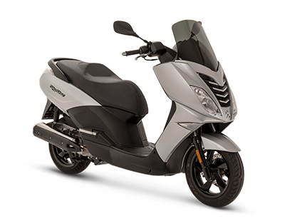 CITYSTAR 125 ACTIVE SMARTMOTION - CT125LC1FYTV - Peugeot Motocycles