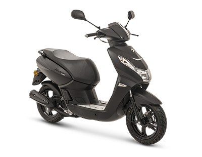 KISBEE 50 4T BLACK EDITION - KSBOYDH6 - Peugeot Motocycles