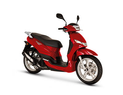 Tweet 125 Active<br>Euro 5 - TWT125ZV7 - Peugeot Motocycles